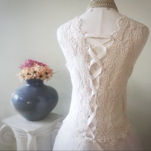 Andrea Durham Designs Dresses - Handmade OOAK wedding dress